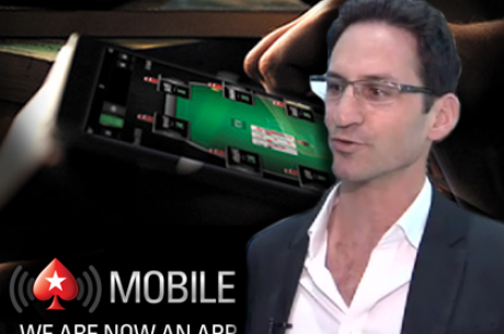 Interview Danny Kashti over PokerStars Mobile