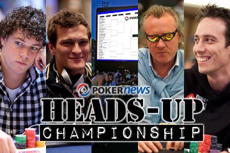 Heads-Up Championship: Metaal, Veldhuis, Visser en Berende strijden om plek in de finale!
