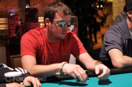 Kurt Jewell Looks to Add a Gold Bracelet to His Four WSOP Circuit Rings