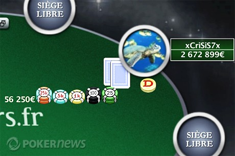 Pokerstars.fr : 'xCriSiS7x' remporte le All Star Game