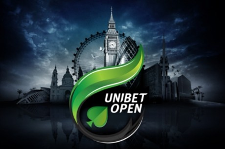 Unibet.fr : Packages 2.500€ pour l'Unibet Open Londres (13-16 septembre)