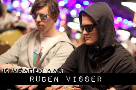 10 Vragen aan: Ruben Visser