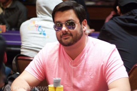WSOPC Harrah's New Orleans Day 2: Justin Wainscott Leads Final 72