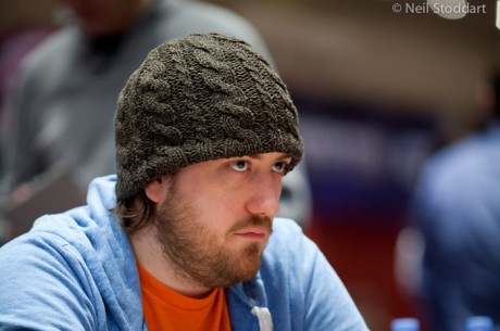 2012 World Poker Tour World Championship Day 1: Steve O'Dwyer Leading the Way