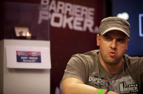 2012 World Poker Tour World Championship Day 2: Michael Mizrachi On Top
