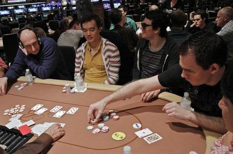 2012 World Poker Tour $100,000 Super High Roller Day 1: Justin Bonomo Leads