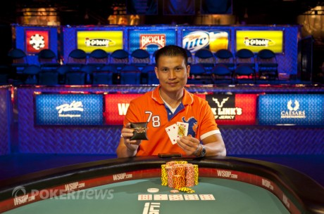 WSOP Boulevard: Chiab Saechao wint Event #1 & Phil Ivey is terug!