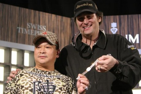 [World Series of Poker - Meeste bracelets] - #1 Phil Hellmuth