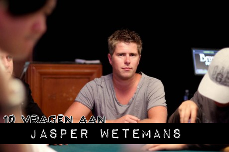 10 Vragen aan: Jasper Wetemans