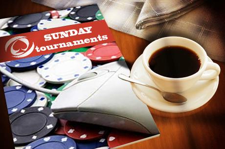 "Sunday Recap: ""stknsidewayz"" wint Kickoff & ""Pokerger1337"" tweede in..."