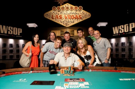 WSOP Boulevard: Militair Brandon Schaefer wint gouden bracelet
