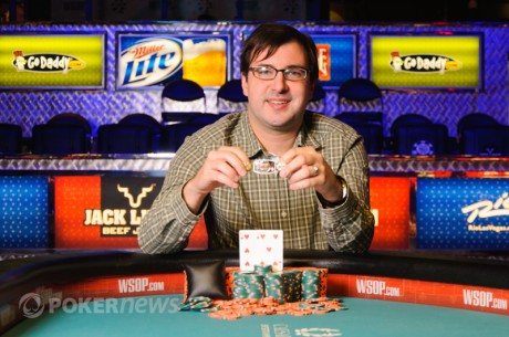2012 World Series of Poker Day 14: Matros Wins Third Bracelet, Hellmuth Hunting for #12