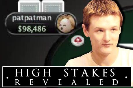 "High Stakes Revealed - Alexander ""Kanu7"" Millar versus ""patpatman"" op de..."