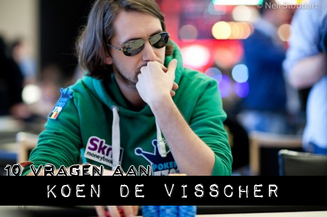 10 Vragen aan: Koen De Visscher