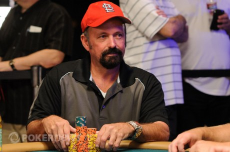 2012 World Series of Poker Day 22: Phillips Leads Seniors Event; Wright Wins Event #30