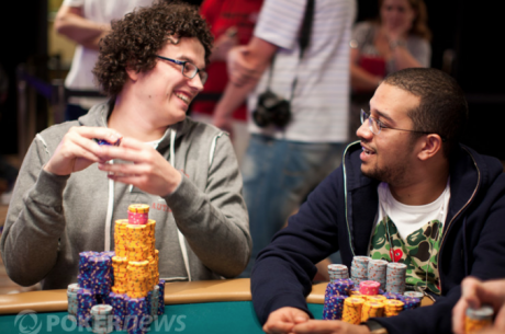 WSOP Boulevard: Joep van den Bijgaart chipleader aan finaletafel; Gathy &amp; Ivey ook nog in strijd