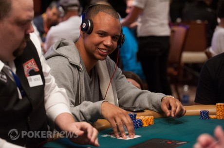 2012 World Series of Poker Day 24: Ivey Makes Fifth Final Table; Steinberg Wins Event #33