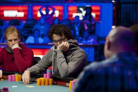 Joep van den Bijgaart wordt vierde in Event #35 ($2.500 Mixed Hold'em) voor $68.576