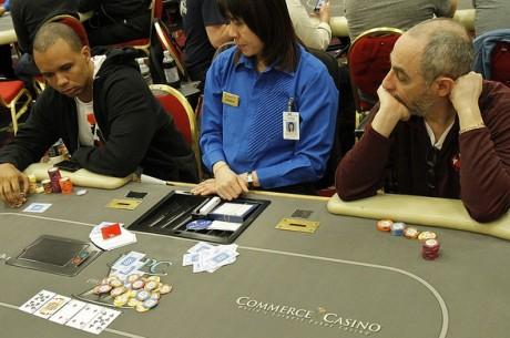Phil Ivey, Barry Greenstein