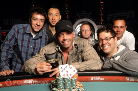 2012 World Series of Poker Day 30: Ostrander and Lu Win; Andy Bloch Leads $50K PPC