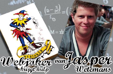 Webjoker krijgt hulp van Jasper Wetemans: 10k NL
