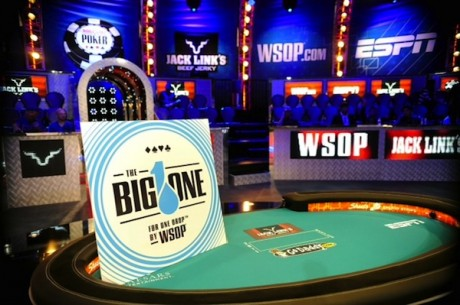 "Gus Hansen & Phil Hellmuth winnen laatste seats voor ""Big One for One Drop"""