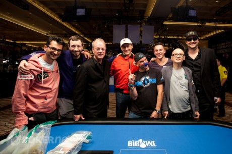 2012 World Series of Poker Day 37: Esfandiari Leads One Drop, Trickett Close Behind
