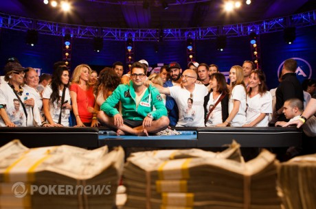 2012 World Series of Poker Day 38: Esfandiari Wins $18 Million; Eastgate Making Moves