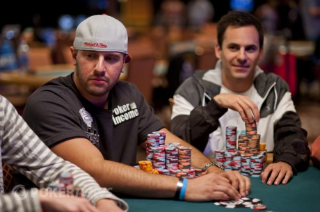 Michael Mizrachi and Chris Klodnicki