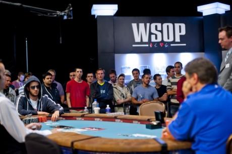 WSOP Boulevard: Geen beslissing in #57 & #58; Van der Fluit naar Dag 2 $10k 2-7 Draw Lowball