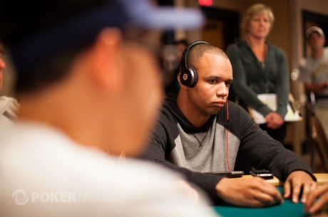 2012 World Series of Poker Day 44: Cada, Blom, Brunson, and Ivey Move on to Day 2c
