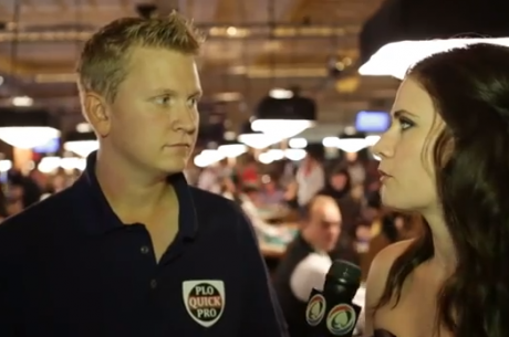 2011 World Series of Poker Player of the Year Ben Lamb Gives Poker Tournament Advice
