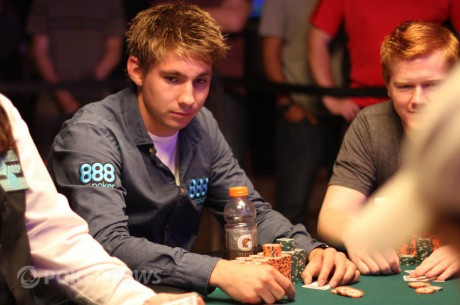 WSOP Main Event Dag 6 - Niels van Alphen eindigt op dertigste plaats ($236.921)