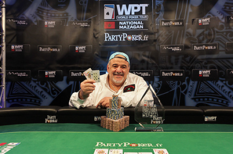 Roger Hairabedian sadjuge le WPT National Series de Mazagan (63.890)