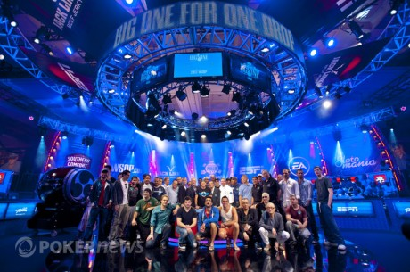WSOP Photo Blog: A Look Back at the Summer