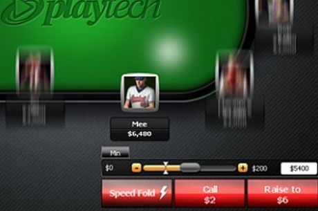 speed poker
