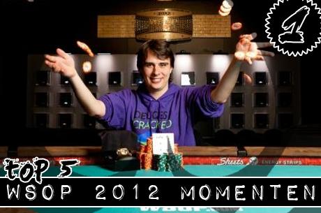 PokerNews WSOP 2012 TOP 5 | Nummer 1: Bracelet voor Vincent van der Fluit
