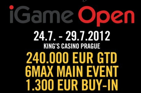 igame open prag
