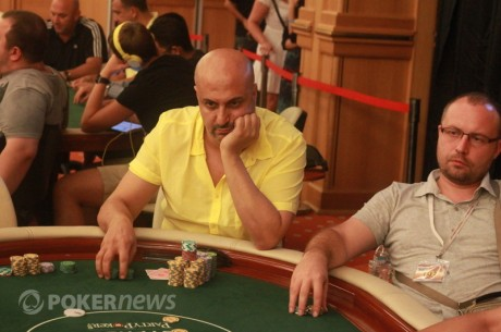 World Poker Tour Merit Cyprus Classic Day 2: 53 Remain; Sam El Sayed Leads