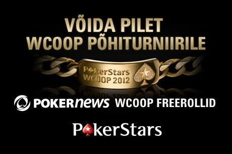 $20k WCOOP Freerolls