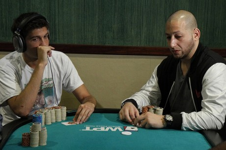 World Poker Tour on FSN: Sunglasses and Serock at the Hard Rock