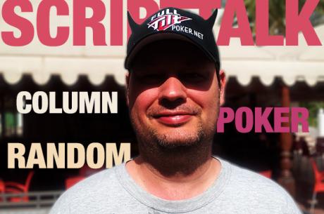 Script Talk - Zie ginds komt Full Tilt Poker