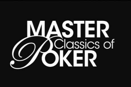 Definitief schema Master Classics of Poker