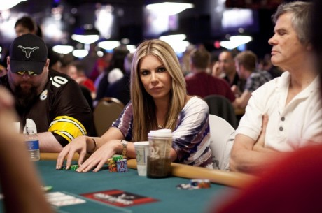 Strategy with Kristy: Christina Lindley Discusses Live and Online No-Limit Hold'em Strategy