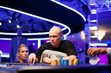 2012 PokerStars.com EPT Barcelona Main Event Day 5: Ilari Sahamies Leads Final Table
