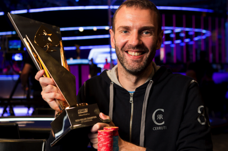 Laurent Polito Wins 2012 PokerStars.com EPT Barcelona €10,000 High Roller