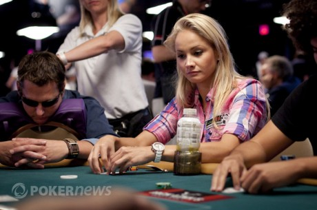 "The Sunday Briefing: Krisztina ""Krisztasoul"" Polgar Finishes Runner-up in Bigger $55"