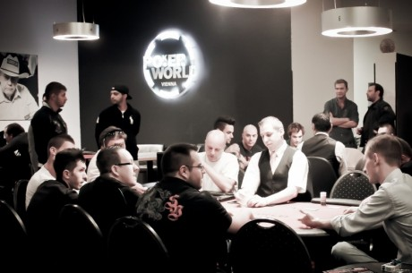 Pokerworld Wien neu