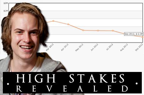 High Stakes Revealed - Blom $2,3 miljoen in de min voor 2012 na weer een zwaar weekend