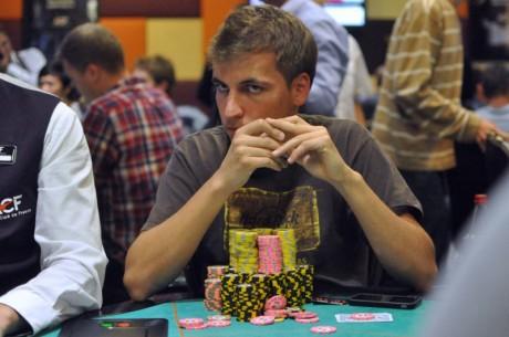 World Poker Tour Grand Prix de Paris Day 2: Gruissem Grabs Lead